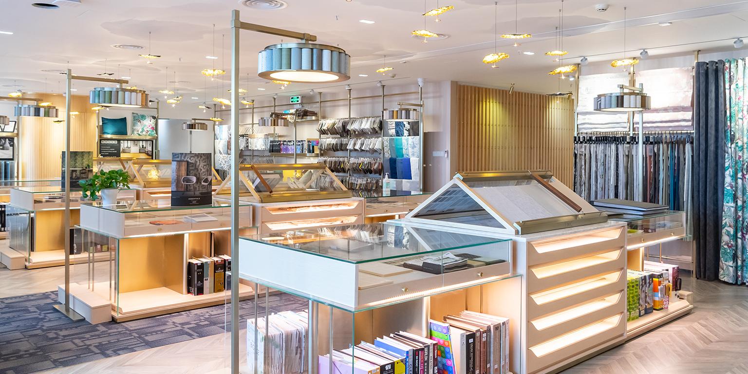 Tat Ming Flooring Guangzhou Showroom